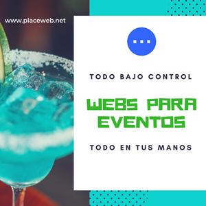 Webs para Eventos