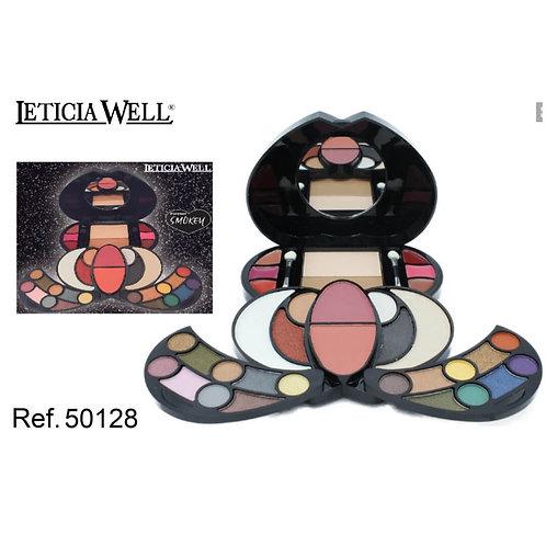 Cofre de Maquillaje Smokey con espejo Ref:50128