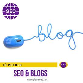 BLOGS, WEBS Y SEO 🚀
