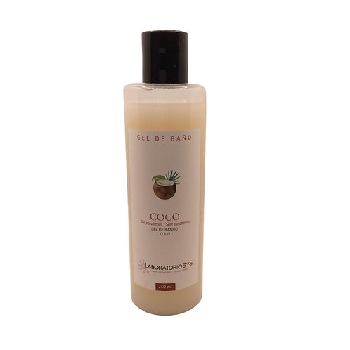 Gel de baño Coco 250ml