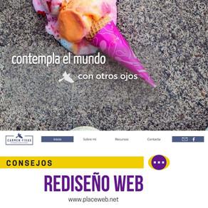 REDISEÑO DE WEBS 🖱
