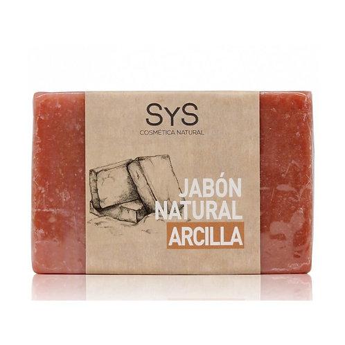 Jabón Natural Arcilla 100gr