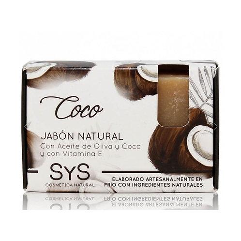 Jabón Natural Coco 100gr