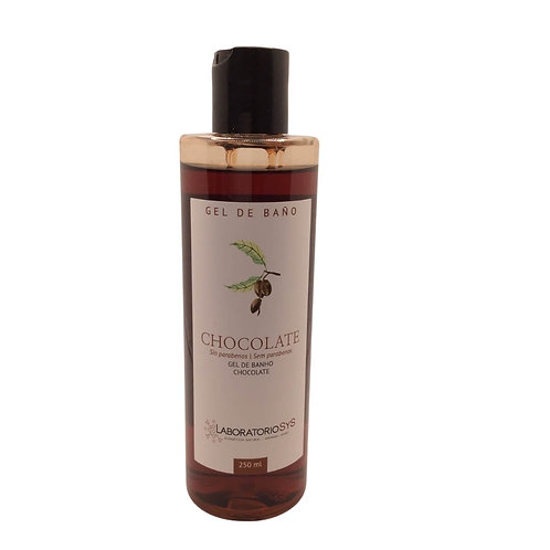 Gel de baño Chocolate 250ml
