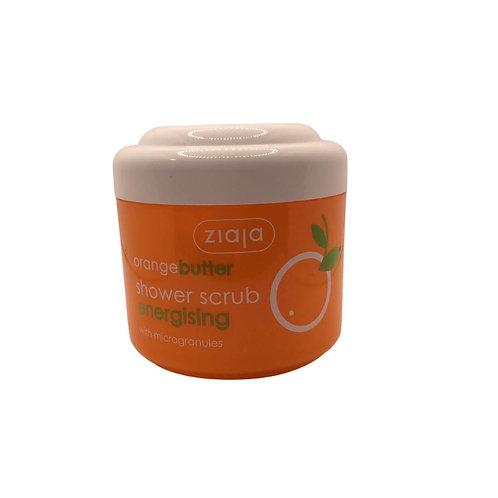 Exfoliante corporal Manteca de Naranja 200ml