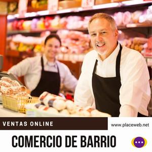 Comercio de Barrio y Ventas Online 💡