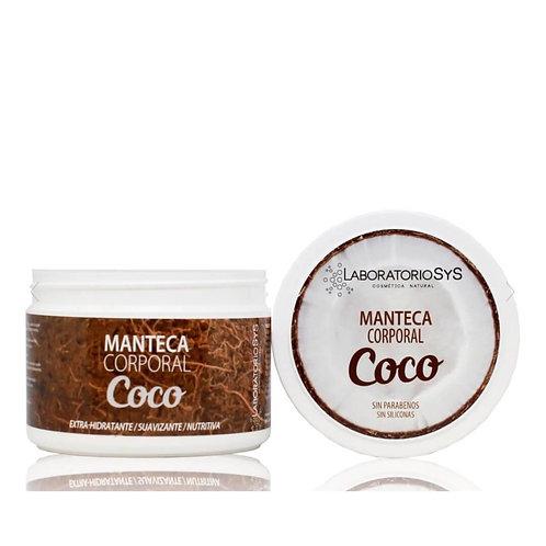 Manteca Corporal de Coco 250ml