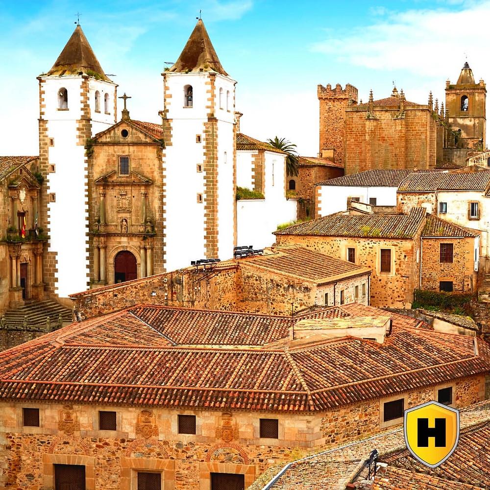Turismo Cáceres: Iglesia de San Francisco Javier