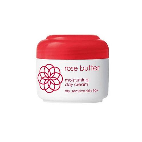 Crema Facial Día Manteca de Rosa 50ml