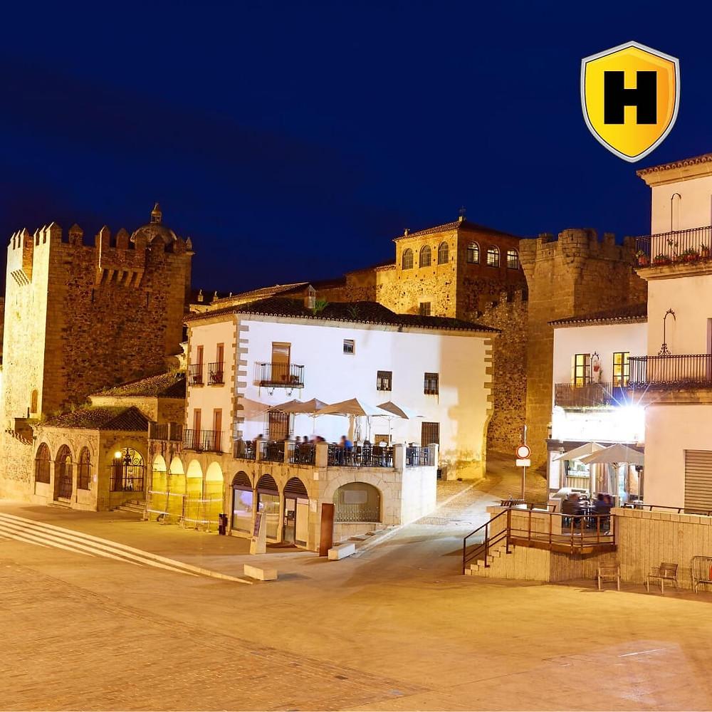 Turismo Cáceres: Plaza Mayor