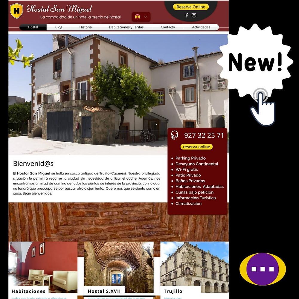 Alojamiento en Trujillo Cáceres