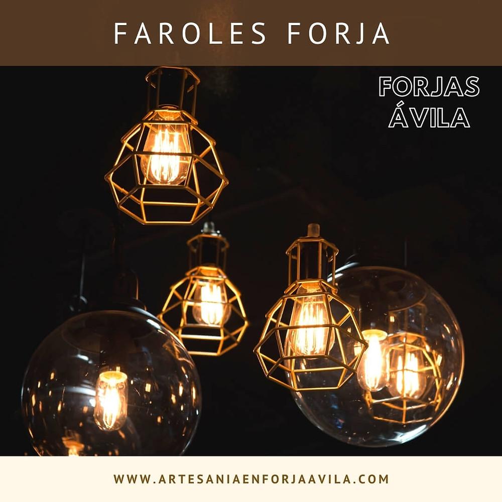 Faroles de Forja Cáceres