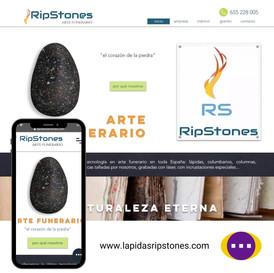 Diseño Web Cáceres: Ripstones