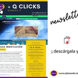 marketing digital: newsletter nº3