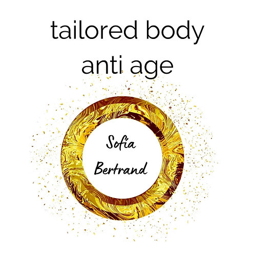 Tailored body antiage