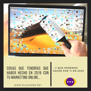 El marketing online del 2019