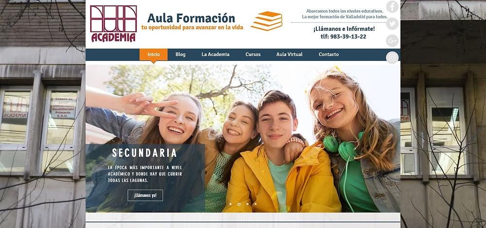 web educacion