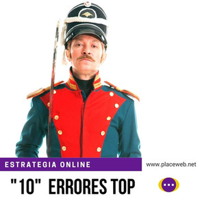 💡Estrategias de Marketing: 10 ERRORES