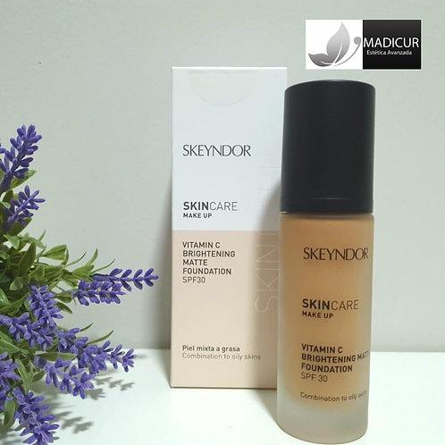 Maquillaje Skincare de Skeyndor Pieles Mixtas y Grasas