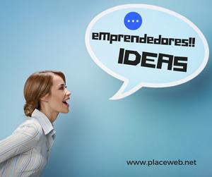 ideas emprendedores