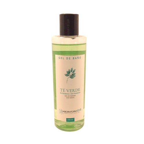 Gel de baño Té Verde 250ml