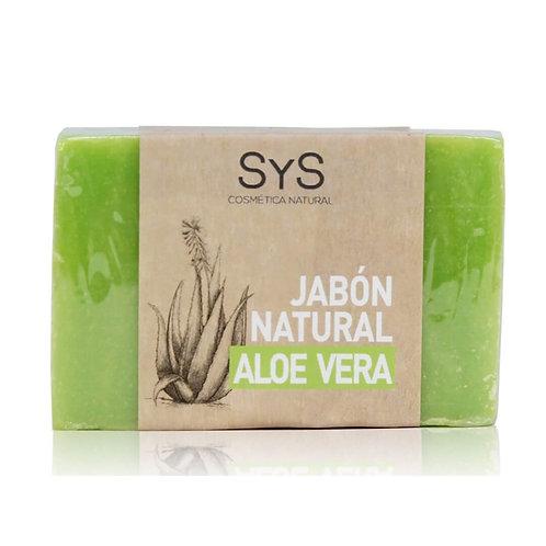 Jabón Natural Aloe Vera 100gr