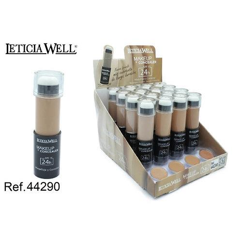 Maquillaje + Corrector SPF15 24h 14ml Ref:44290
