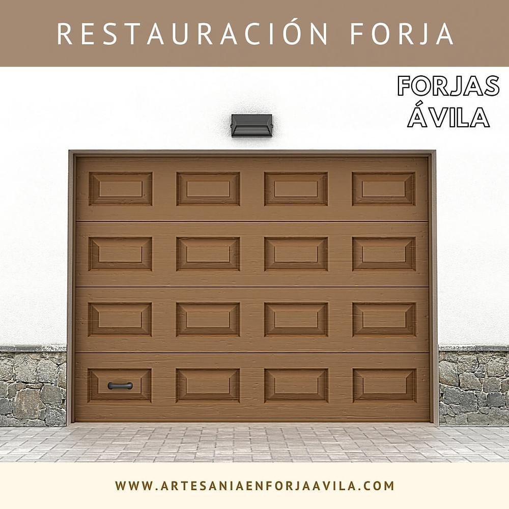 Puertas Garaje Trujillo