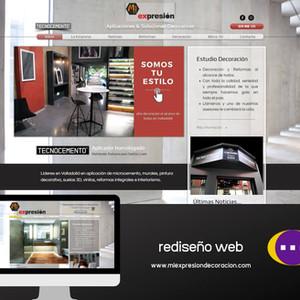 Rediseño Web Valladolid