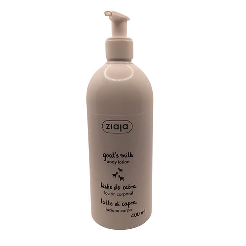 Body Milk Leche de Cabra 400ml