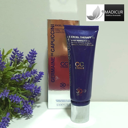 CC Cream Excel Therapy O2