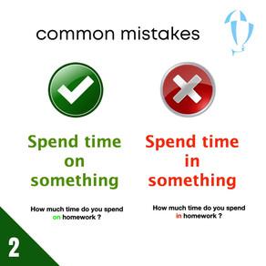 Common Mistakes 2