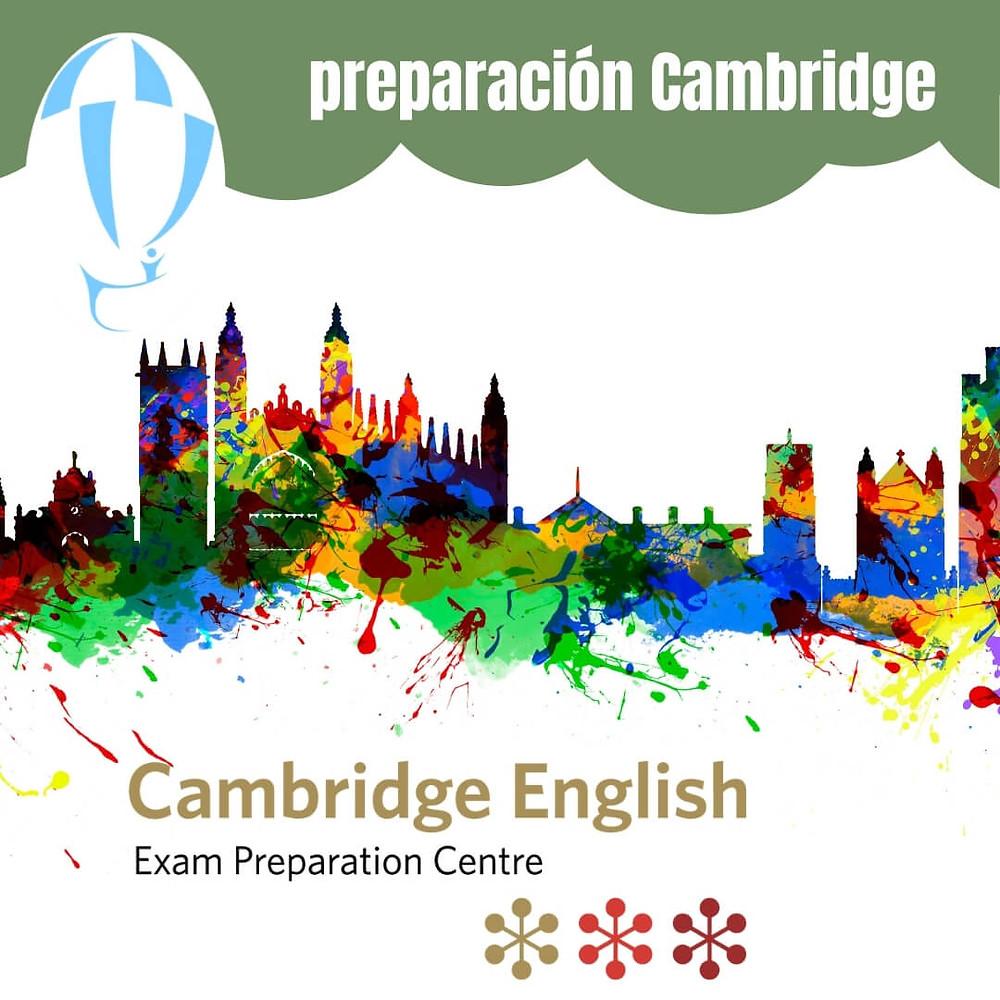 Cursos de Preparación Cambridge en Valladolid