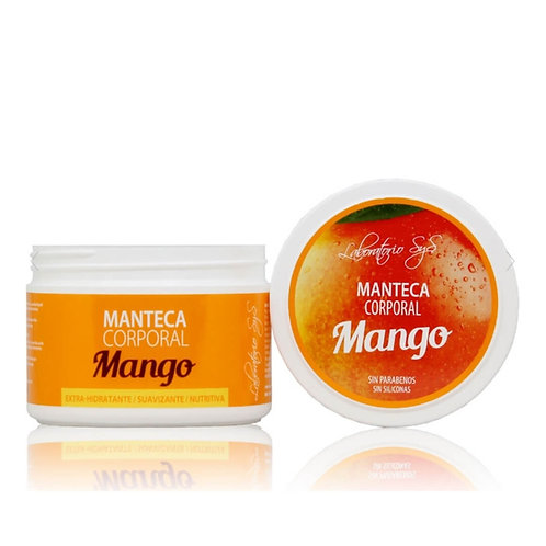 Manteca Corporal Mango 250ml