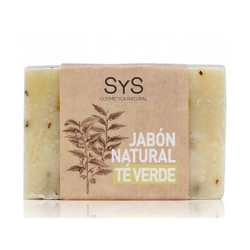 Jabón Natural Té Verde 100gr