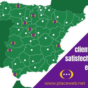 Placeweb a Nivel Nacional