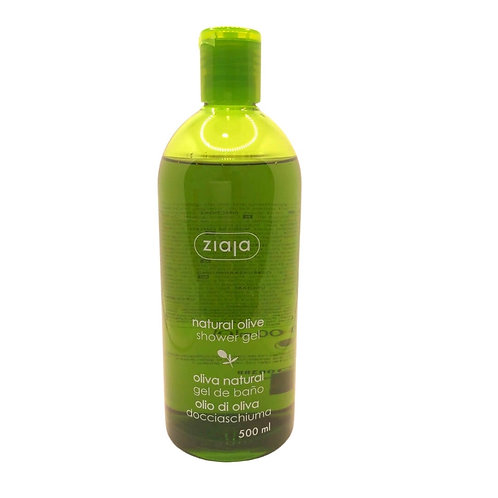 Gel de baño Oliva 500ml.