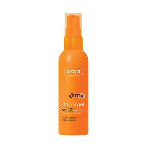 Gel Protector Solar Aceite Seco SPF20 90ml
