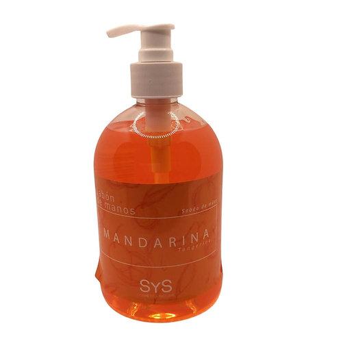 Jabón de Manos Mandarina 500ml
