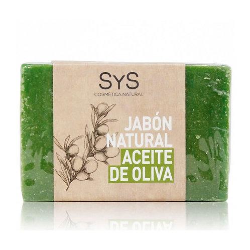 Jabón Natural Aceite de Oliva 100gr