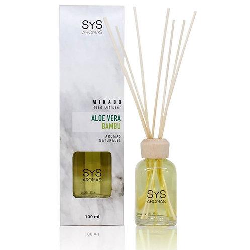 Mikado SYS Bambú-Aloe Vera 100ml