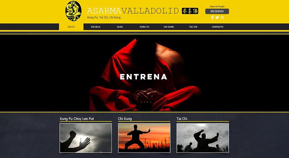 Kung Fu Valladolid