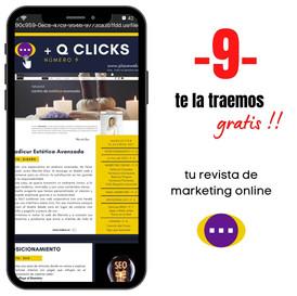 Revista + Q Cllcks Nº9