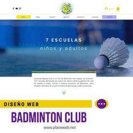 Diseño Web Lanzarote  🏸