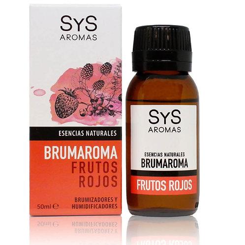Esencia Brumaroma Frutos Rojos 50ml