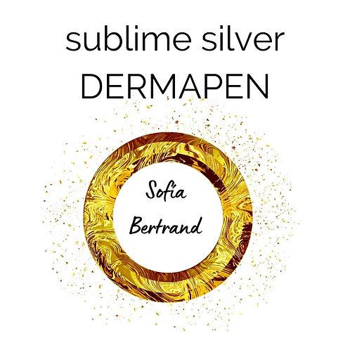 Sublime silver Dermapen