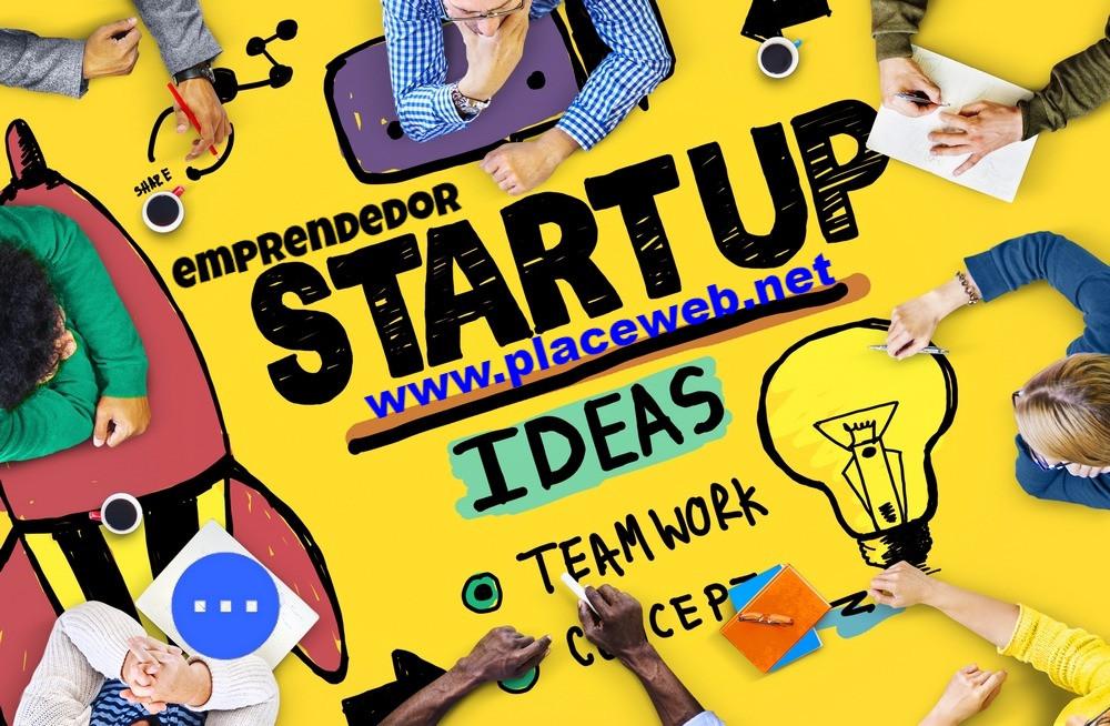 emprendedores startup
