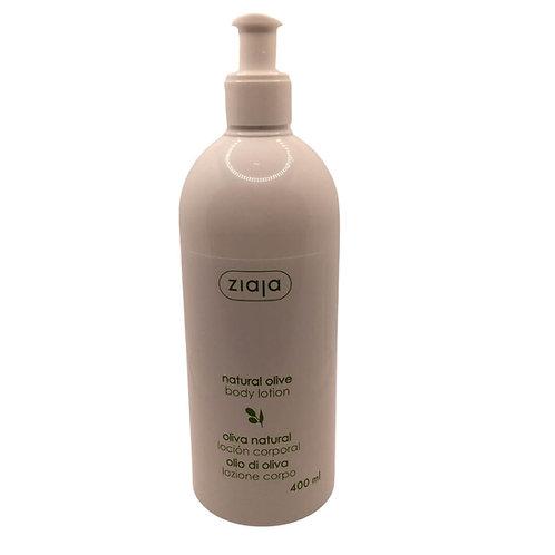 Body Milk Oliva 400ml
