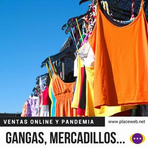 CHÁNDALS, CALCETINES y MERCADILLOS: vender online en tiempos de pandemia