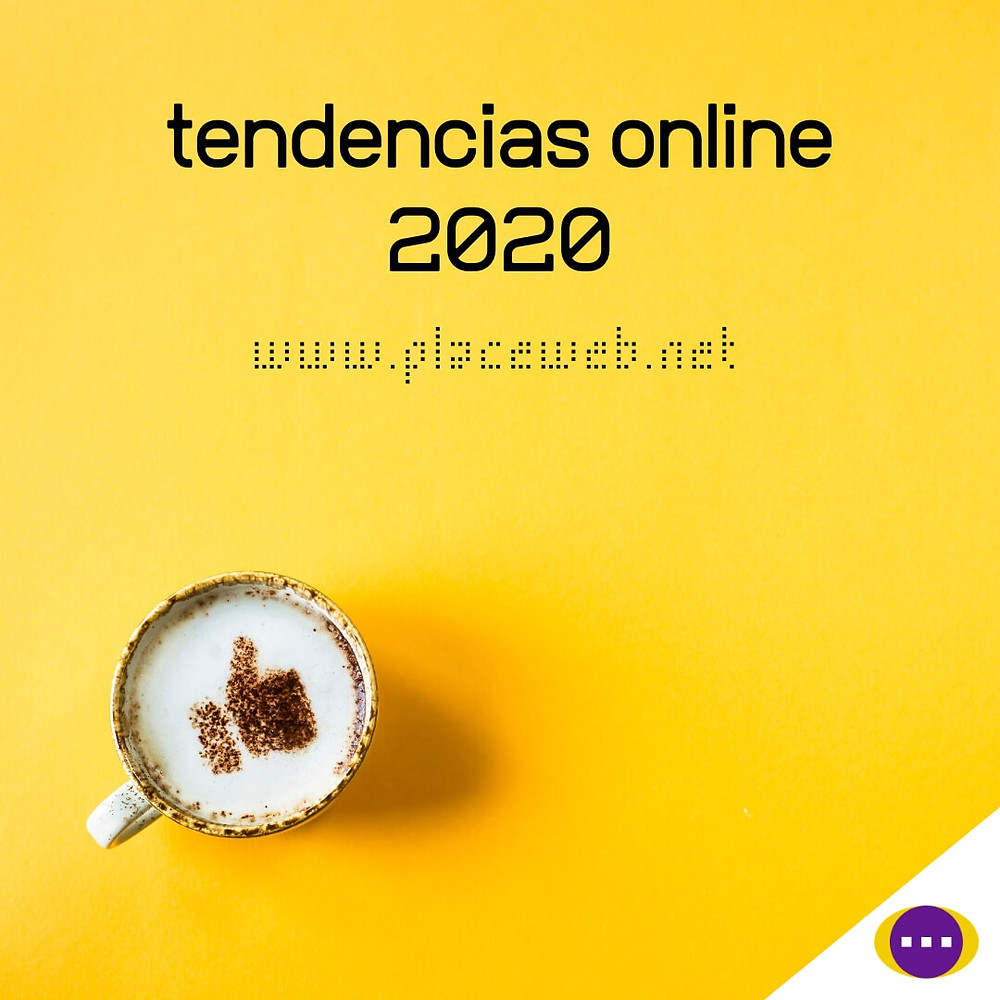 tendencias online 2020